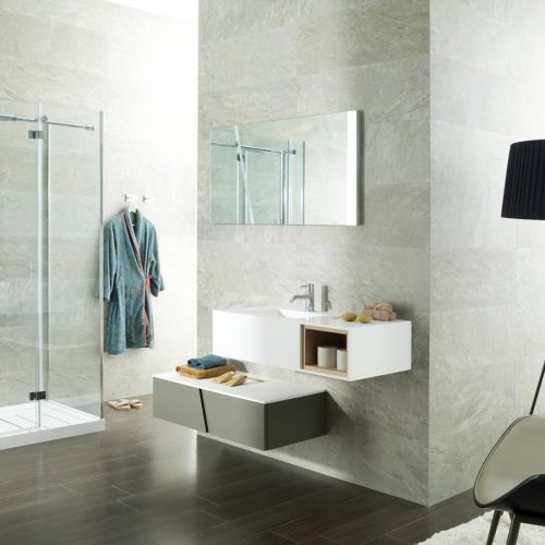 Satariano-Bathrooms-Gamadecor-Classic-white-and-grey-storage-unit