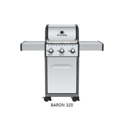 SATARIANO BROILKING BBQ Baron 320