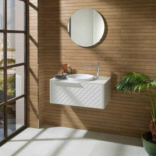 Satariano-Bathroom-Porcelanosa-Classic-sand-wood-and-white-sink