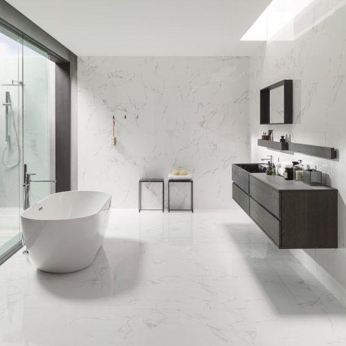 Satariano-Bathroom-Porcelanosa-Contemporary-white-with-black-elements
