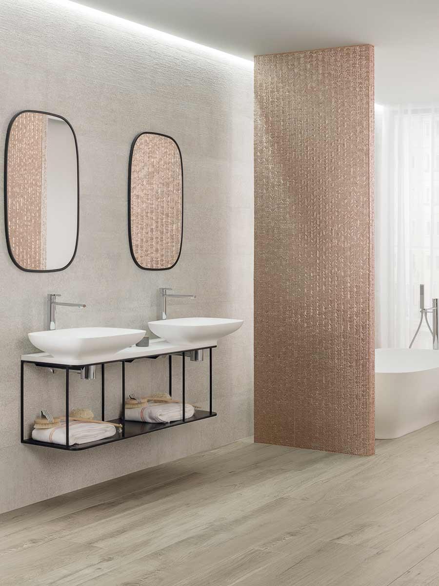 Satariano-Bathroom-Porcelanosa-Modern-beige-with-feature
