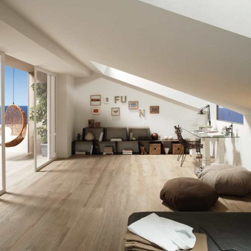 Satariano-Floor-and-Wall-Porcelanosa-Classic-beige-wooden-flooring