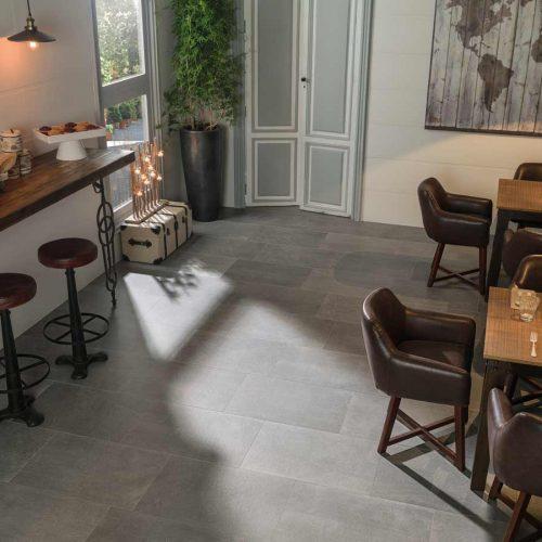 Satariano-Floor-and-Wall-Porcelanosa-Classic-grey-floor-tiling