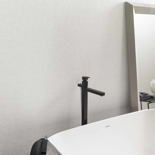 Satariano-Floor-and-Wall-Porcelanosa-Classic-white-walls-for-bathroom
