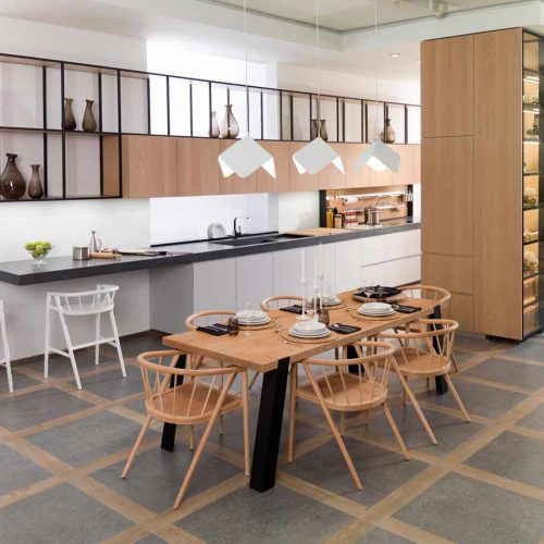 Satariano-Floor-and-Wall-Porcelanosa-Contemporary-large-tilies-with-grey-and-sand-beige-design