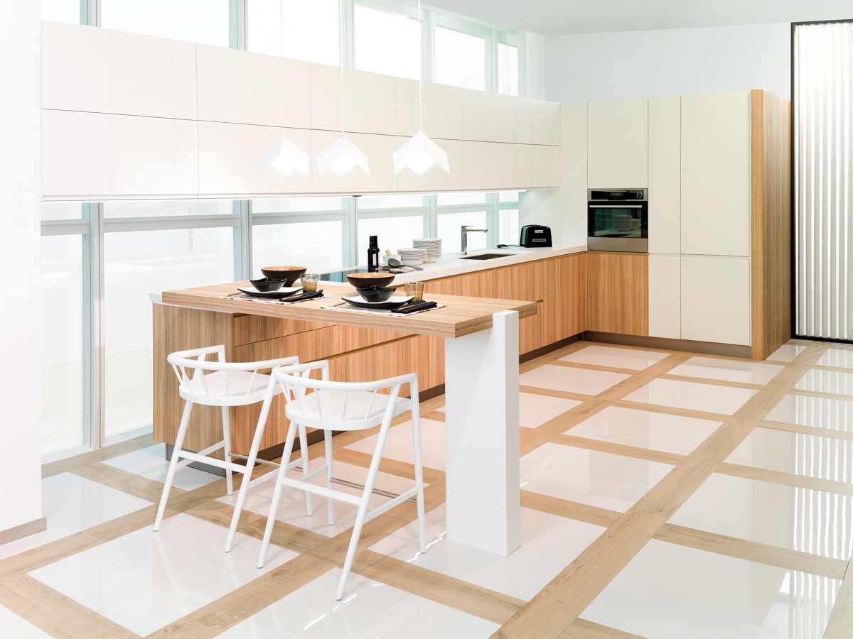 Satariano Floor And Wall Porcelanosa Modern Sand Wood