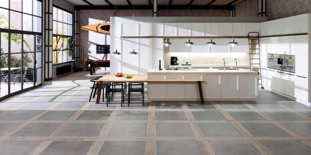 Satariano-Floor-and-Wall-Porcelanosa-Modern-snd-beige-flooring-with-light-grey-tiles