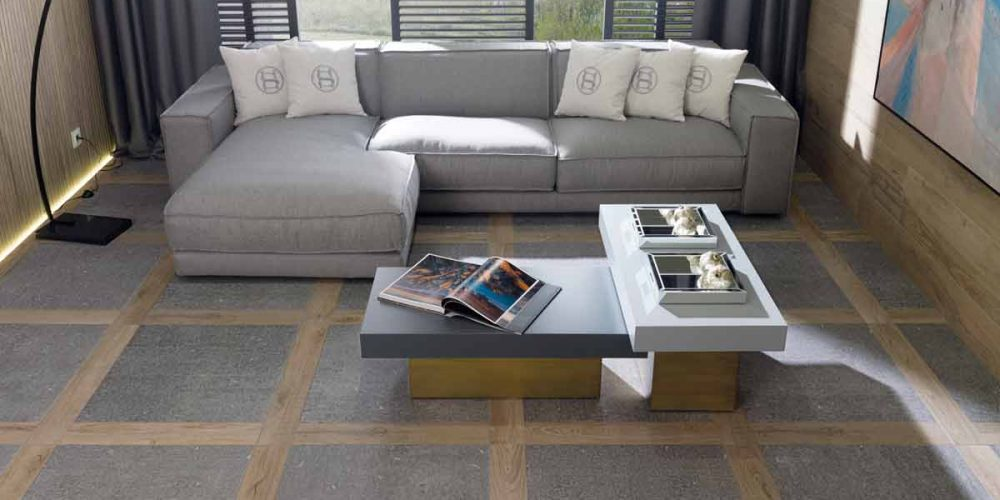 Satariano-Floor-and-Wall-Porcelanosa-Modern-wooden-flooring-with-grey-tiles
