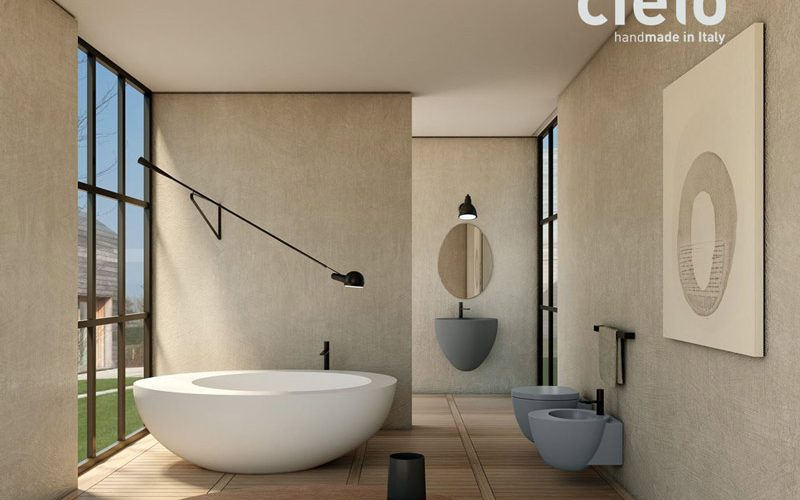 Satariano-Bathroom-Cielo-Classic-style-open-bathroom-with-an-oval-bath