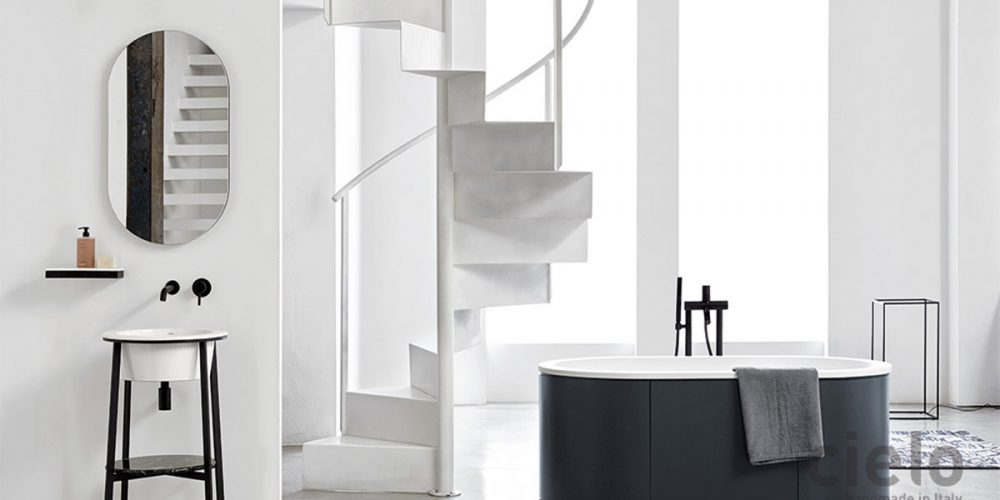 Satariano-Bathroom-Cielo-Contemporary-design-open-bathroom-with-an-oval-bath