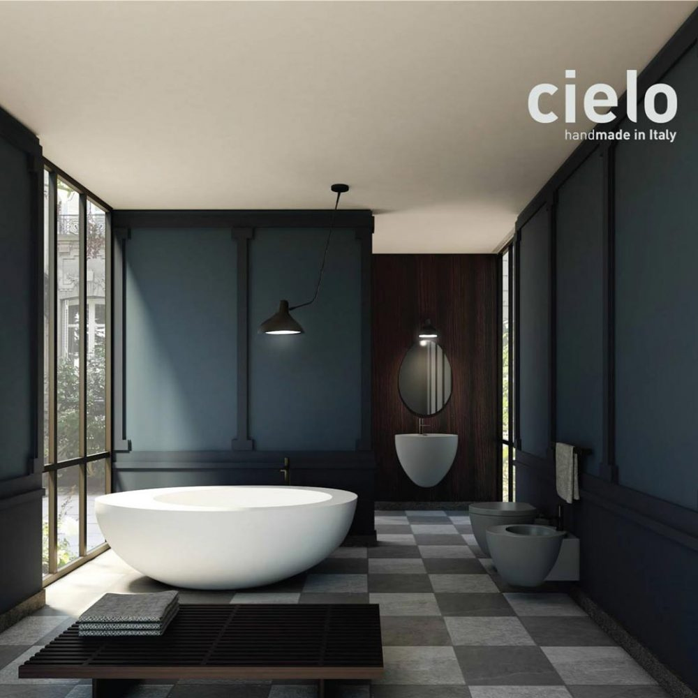 Satariano-Bathroom-Cielo-Contemporary-design-with-an-oval-bath