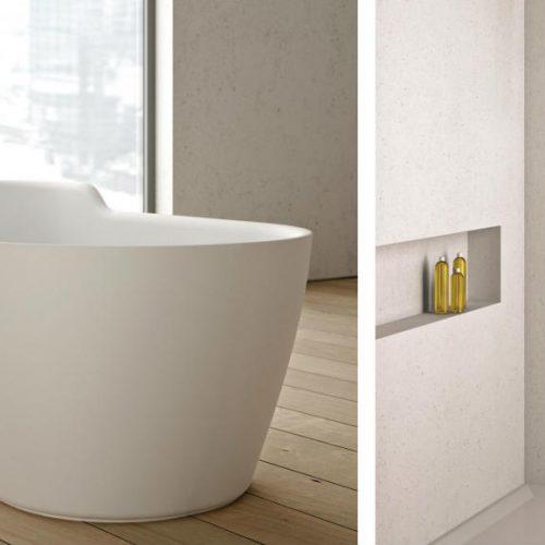 Satariano Bathrooms Mamoli Contemporary oval bath large