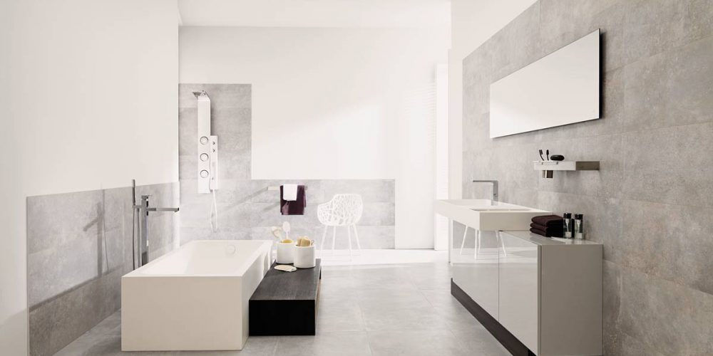 Satariano-Bathrooms-Venis-Modern-light-grey-and-beige-tiling