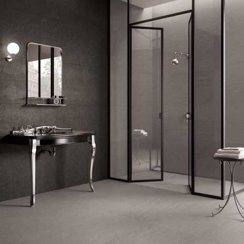 Satariano-Bathrooms-Viva-Classic-grey-toned-shower