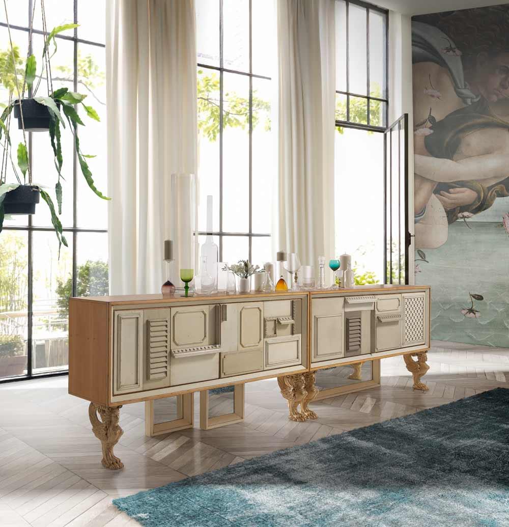 new style afa44 ed654 Satariano-Dining-Room-Lola-Glamour-Contemporary-design ...