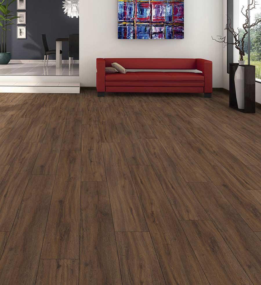 Satariano Floors Haro Modern Dark Brown Tone Parquet Flooring