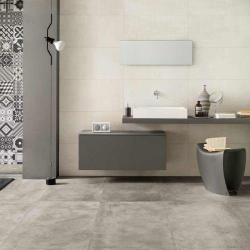 Satariano-Floors-and-Walls-Contemporary-Novabell-light-grey-tiles-with-beige