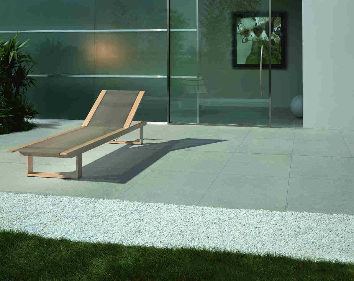 Satariano Floors and Walls Floor Gres Contemporary outside floor ...