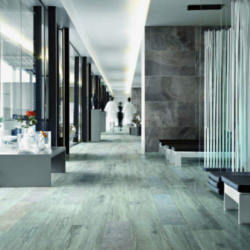 Satariano Floors and Walls Floor Gres Modern wood structure floor