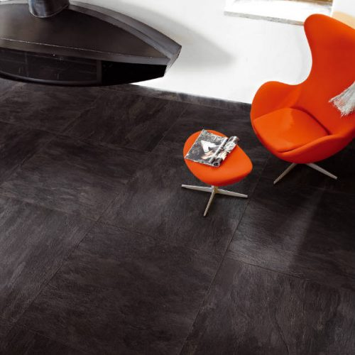 Satariano Floors and Walls Rex Contemporary dark brown floor tiling