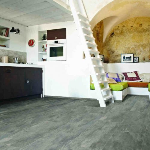 Satariano Floors and Walls Rex Contemporary grey tiling and stone wall