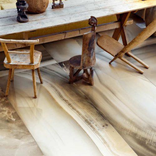 Satariano Floors and Walls Rex Modern light wooden textured floors