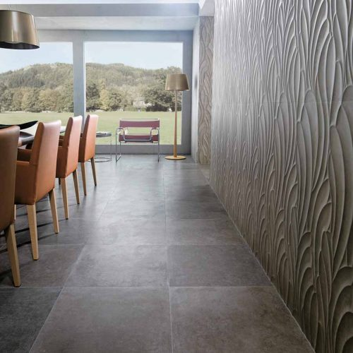 Satariano-Floors-and-Walls-Venis-Contemporary-large-grey-tiles-and-textured-wall