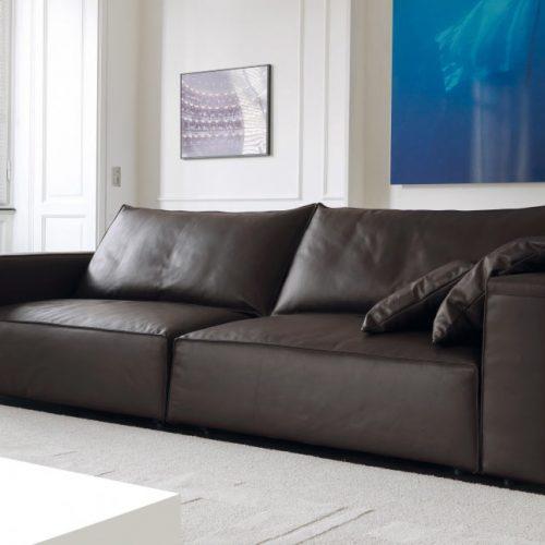 Satariano-Furniture-Desiree-Sofas-Classic-chocolate-brown-leather