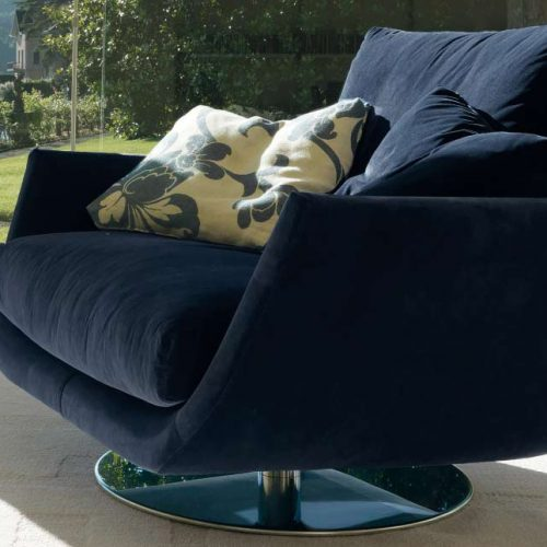Satariano-Furniture-Desiree-Sofas-Contemporary-armchair-dark-blue