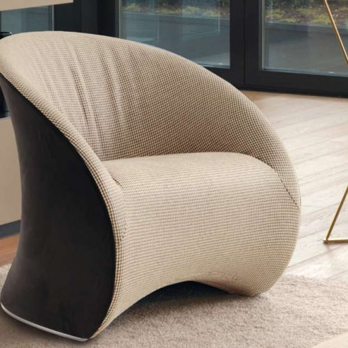 Satariano-Furniture-Desiree-Sofas-Contemporary-armchair-dul-colour-brown-and-beige