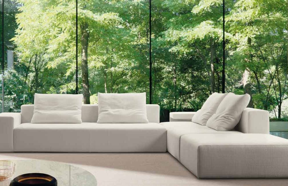Satariano-Furniture-Desiree-Sofas-Contemporary-white-rectangular-sofa-with-low-head-rest