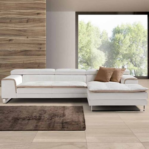 Satariano-Furniture-Fdesign-Sofas-Modern-large-white-sofa-with-metal-legs-and-beige-lining