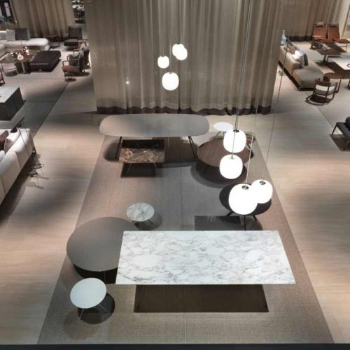 Satariano-Furniture-Flexform-Sitting-Contemporary-large-marble-dining-table-and-coffee-tables