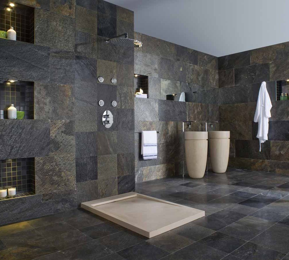 Satariano-L-Antic-Colonial-Bathroom-Modern-multi-coloured-square-tiles-fo-floor-and-walls