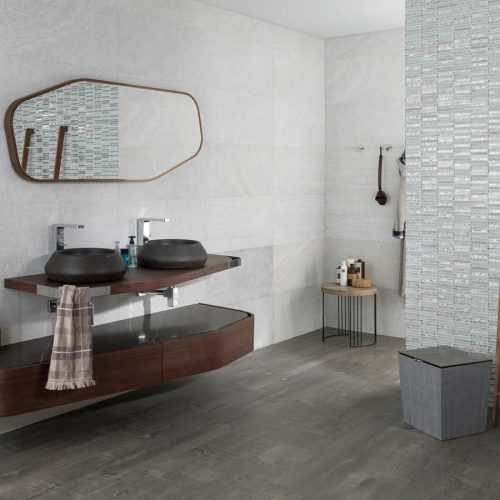 Satariano-L-Antic-Colonial-Bathroom-Modern-wooden-texture-tiling