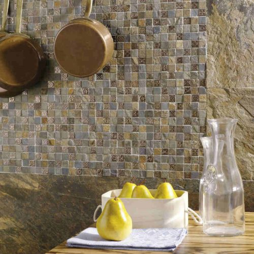 Satariano-L-Antic-Colonial-Walls-and-Floors-contemporary-kitchen-feature-wall