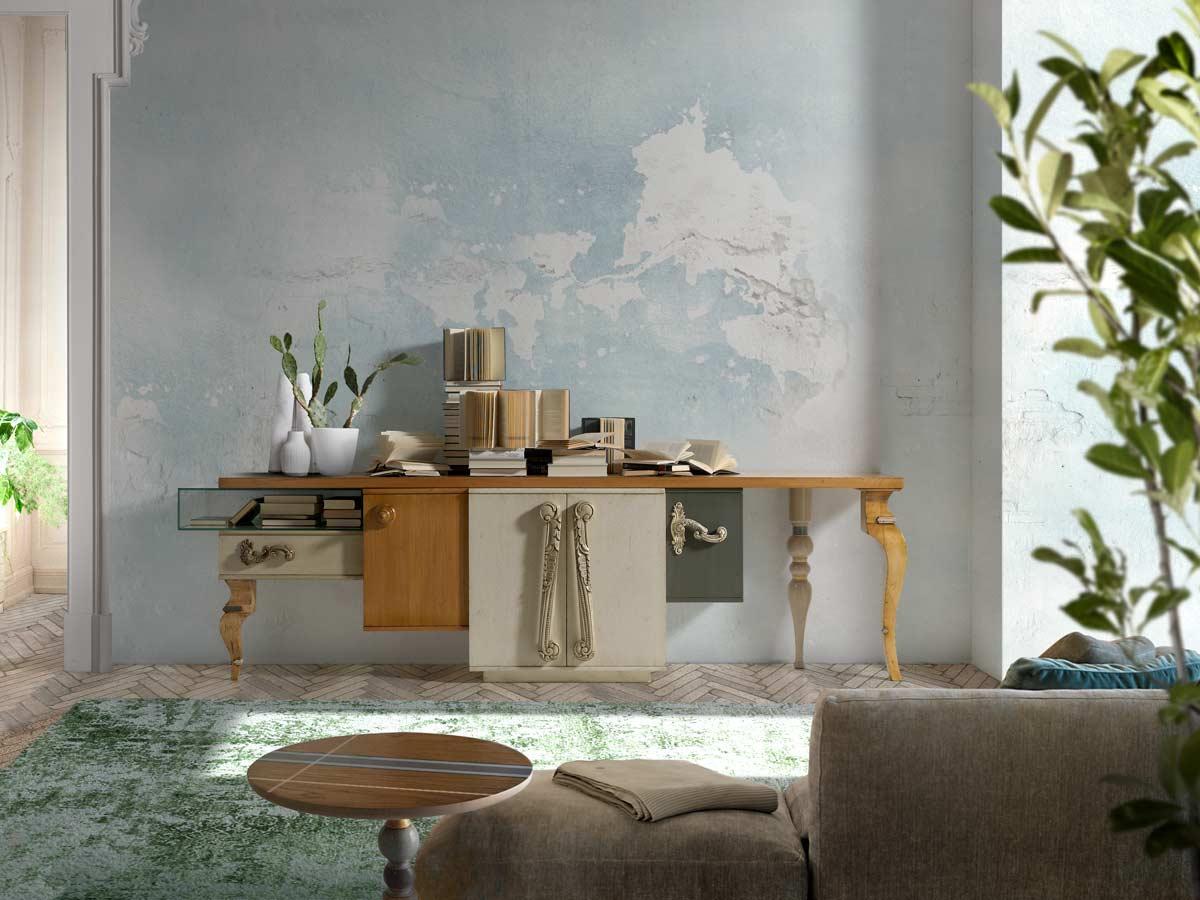 Satariano Living Room Lola Glamour Clic Design