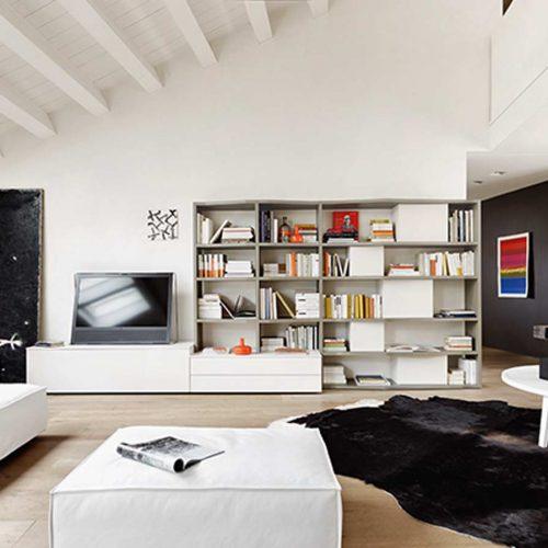 Satariano-Living-San-Giacomo-Classic-open-book-shelf-unit-for-tv