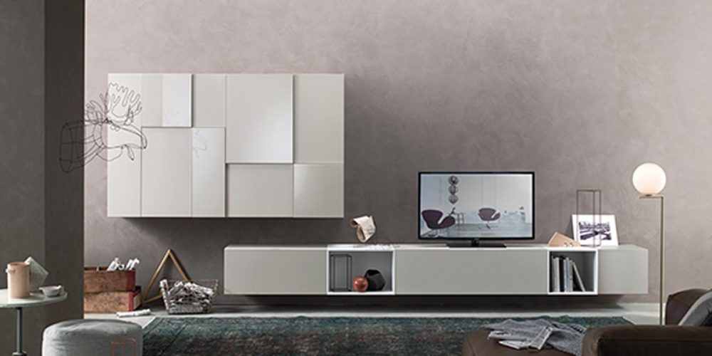 Satariano-Living-San-Giacomo-Classic-wall-fitted-wall-units-square-and-low-tv-unit