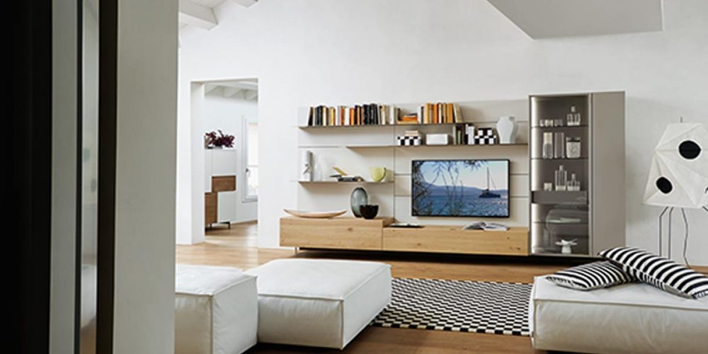 Satariano-Living-San-Giacomo-Classic-wall-unit-for-tv-and-glass-exhibit-storage-unit