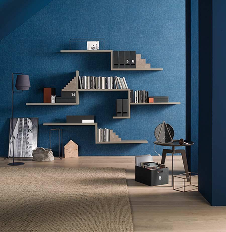 Satariano-Living-San-Giacomo-Modern-irregular-grey-shelving