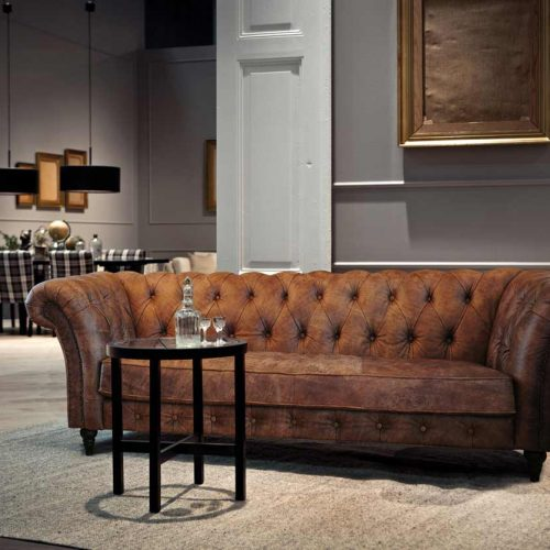 Satariano-Living-and-Dining-Contemporary-Furninova-brown-leather-sofa