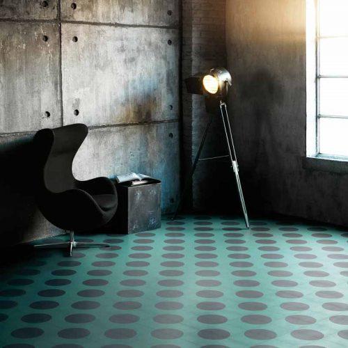 Satariano-Walls-and-Floors-Bisazza-circular-teal-pattern