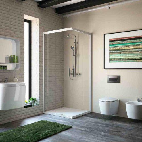 Satariano Bathrooms Ideal Standard Classic circular sanitary items