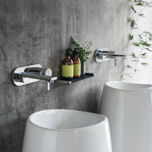 Satariano Bathrooms Ideal Standard Modern circular sinks