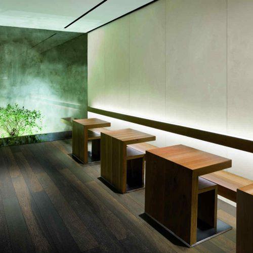 Satariano Floors and Walls Casa Dolce Casa Contemporary wooden flooring and tiled walls