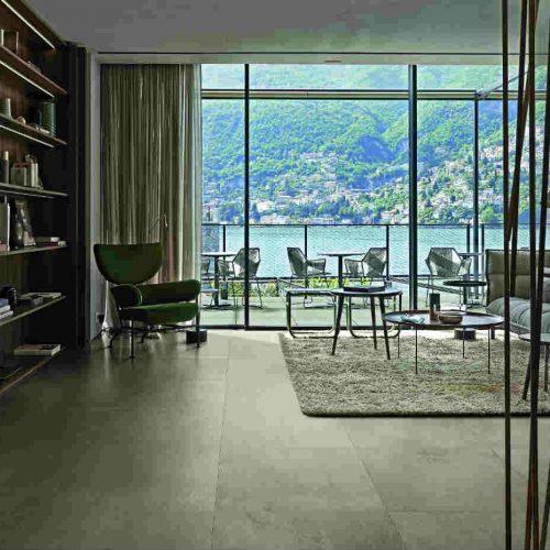 Satariano Floors and Walls Casa Dolce Casa Modern mocha colour flooring