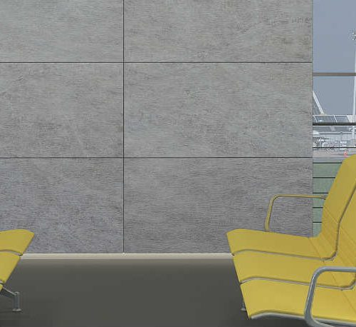 Satariano Floors and Walls Graniser Contemporary grey wall tiling