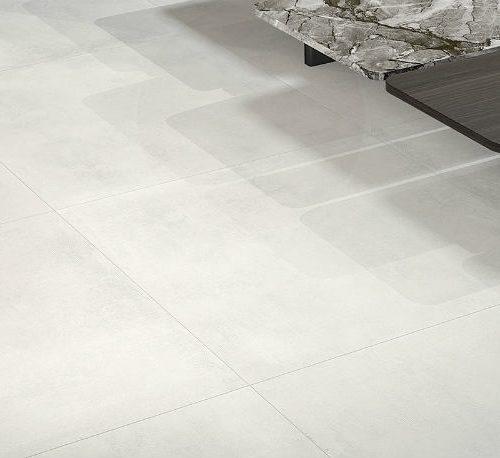 Satariano Floors and Walls Graniser Modern white tiles