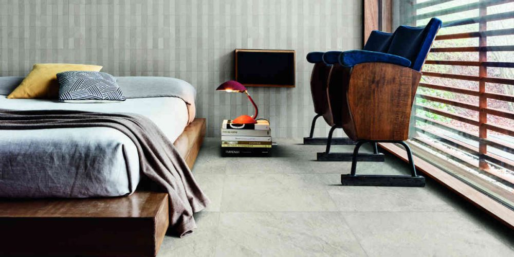 Satariano Floors and Walls Marazzi Classic grey flooring